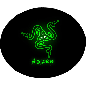 Oval Mouse Pad